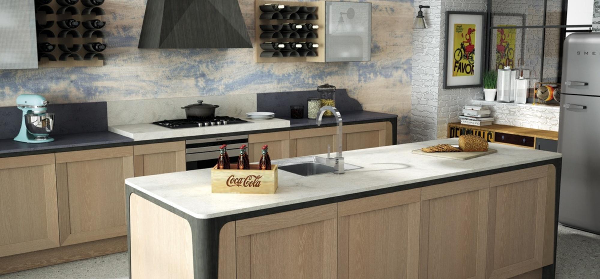 Cucine Berloni Moderne - Arredamenti Paoletti